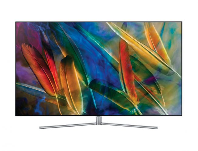 Smart TV QLED Samsung 49 inch QA49Q7FAM