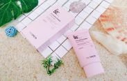review kem chống nắng The Saem Eco Earth Power Pink Sun Cream